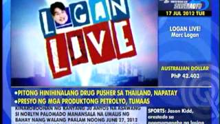 Marc Logan makes radio debut on dzMM