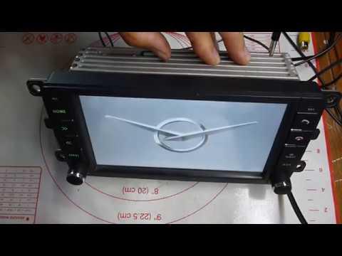 Ремонт  мультимедийной системы SCD-3163S  УАЗ