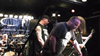 "Hellkrusher - Human Misery/Lust For Power - Bradford ""1 in 12"" Club 31-3-2012"