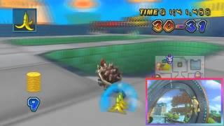 Wii U - Mario Kart 8 NEWS & INFO! New Characters, Bikes, Courses! (Mario Kart Wii Gameplay)