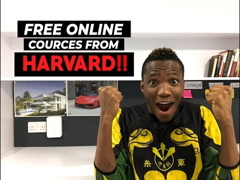 Free Online Courses from Harvard X, MIT and many more.