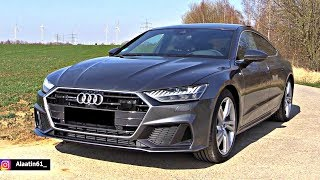 2018 Audi A7 S Line Sportback - NEW FULL Review Interior Exterior - New Car