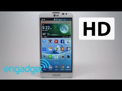 LG Optimus G Pro Review | Engadget