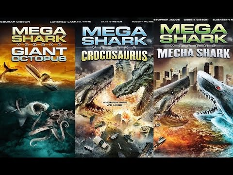 how to make mega shark
