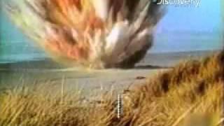 ужасный взрыв кита
