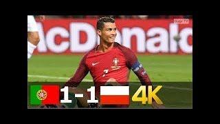 Португалия - Польша 1-1(5-3) - Обзор Матча Четвертьфинала Чемпионата Европы 30/06/2016 HD