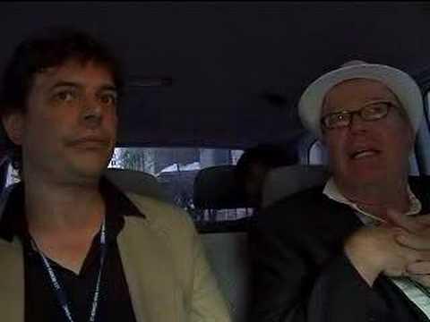 Montreal Film Fest -Stephen Holt/Jacob Berger - Car RidePt2