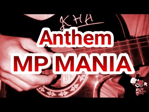 Anthem MP mania (akustik cover)