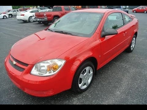 2007 Chevrolet Cobalt | Read Owner and Expert Reviews