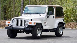 Davis Autosports: Jeep Wrangler Sahara TJ - Like New - Amazing Cond - For Sale