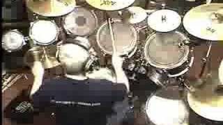 Hot For Drumming - short drum solo