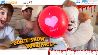 "PENNYWISE ON OMEGLE #2 ""No! No! No!"""