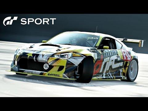 GT SPORT - Falken/Turn 14 BRZ REVIEW