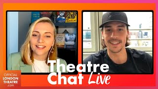 Theatre Chat Live Ep 19   Magic Mike Live & #BackOnStage Q&A