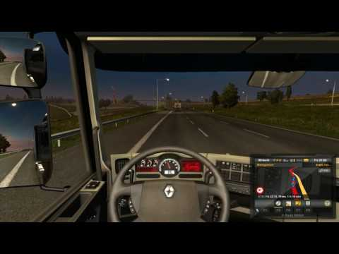 Euro Truck Simulator 2 | Timelapse #2 | Norway - Germany