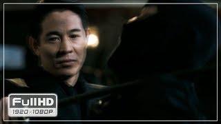Роуг(Джет Ли) отрезает головы ниндзя. Война. 2007