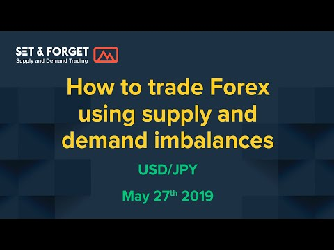 How To Trade Forex Using A Supply And Demand Strategy, USDJPY Forecast