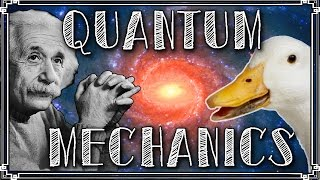 Quantum Mechanics in 5 Minutes (Now with Added Ducks)