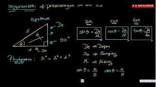 Gambar cover Matematika Kelas 10 - Bab 06 - 01 Pendahuluan Trigonometri