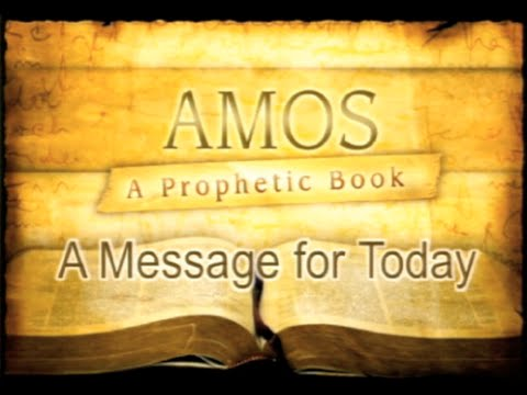 The Book of Amos, A Message for Today by Barend Nieuwstraten (2 ...