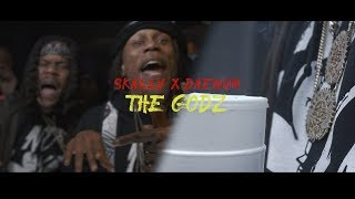 "Skally X DaeWun ""The Godz"" shot by @directorpuk"