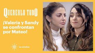 Quererlo todo: ¡Valeria corre del hospital a Sandy! | C-111 | Las Estrellas
