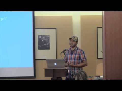 Lecture: Clayton Garland