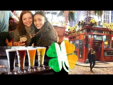 Dublin, Ireland Night Life! | Lots of Dancing & Pub Hopping!