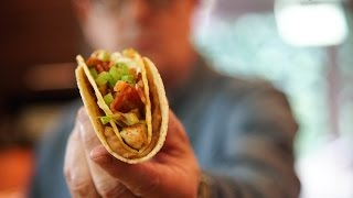 Double Wrapped Shrimp & Bacon Tacos | SAM THE COOKING GUY ONLINE