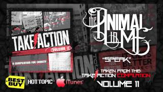 The Animal In Me - Speak (Take Action Compilation Volume 11)