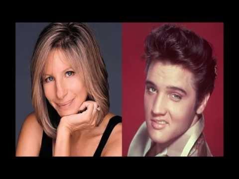Barbra Streisand & Elvis Presley - Love Me Tender