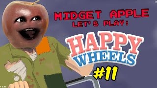 Midget Apple Let 39 S Play Happy Wheels 11 Pumpkin Power