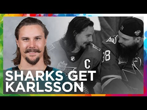 The Sharks got Erik Karlsson - Now What?
