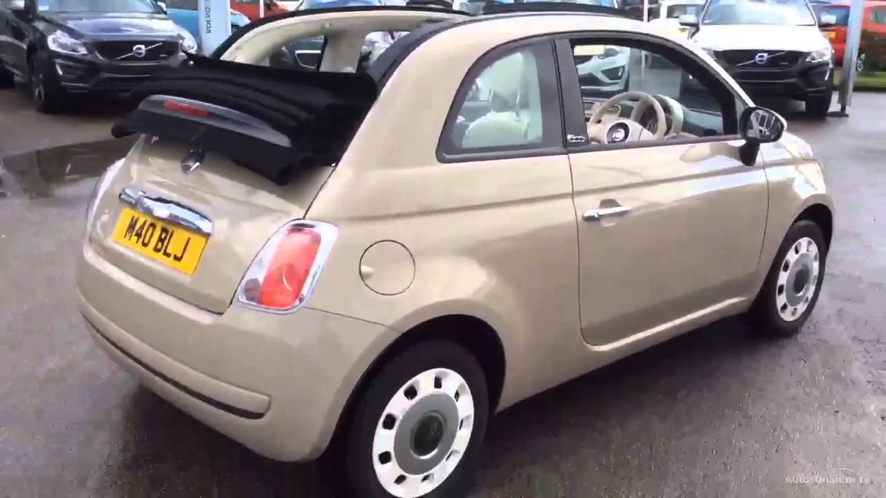 2014 fiat 500 c colour therapy youtube. Black Bedroom Furniture Sets. Home Design Ideas