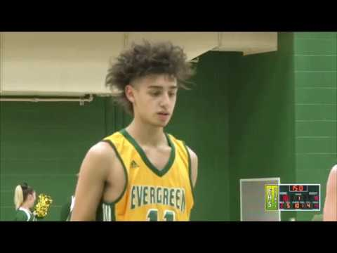 Evergreen Vs. Fort Vancouver Boys Varsity Basketball - 1/30/19