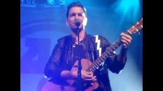 Ladies - Andy Grammer 4/2/13 - Irving Plaza, NY