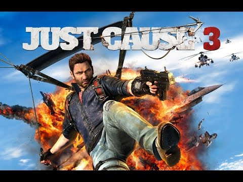 Just Cause 3 -PS4 Edition- The Great Liberator!