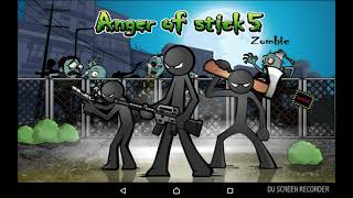 How to hack anger of stick 5 game by lucky patcher