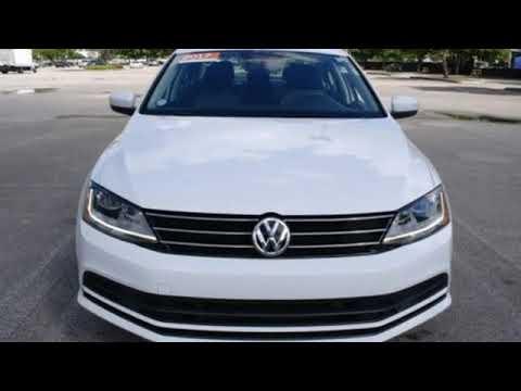 Certified 2017 Volkswagen Jetta Miami FL Ft-Lauderdale, FL #72859