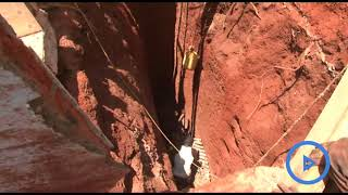 Man dies in Busia after latrine he was repairing caves in