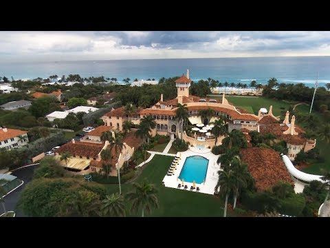 How Mar-a-Lago is Getting Ready For 'The Winter White House'