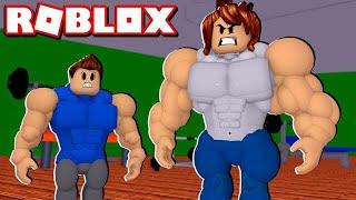 I FOUND SOMEONE STRONGER que ME chez ROBLOX