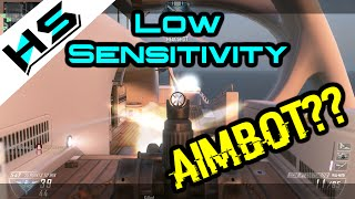 Low Sensitivity AIMBOT! SCAR Mouse Settings (Call Of Duty: Black Ops 2 PC)
