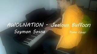 AWOLNATION - Jealous Buffoon Piano
