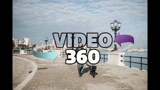 Non vedo che Bari [360 video VR 4K]