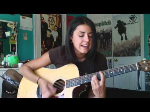 Rancid -Old Friend (Acoustic Cover) -Jenn Fiorentino