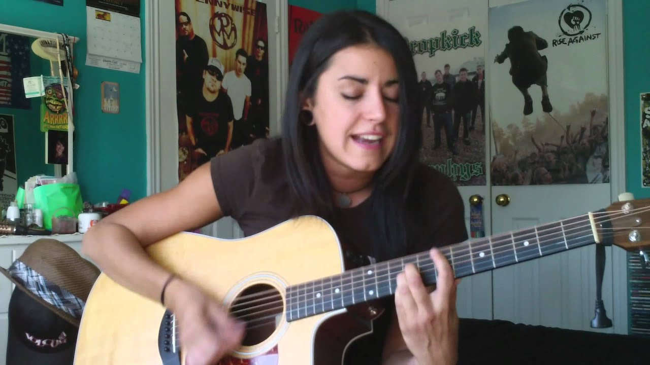 Rancid -Old Friend (Acoustic Cover) -Jenn Fiorentino