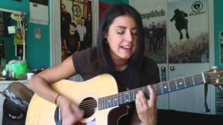 "My acoustic cover of Rancid's classic song ""Old Friend""...visit my ..."