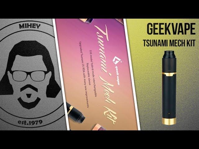 GeekVape Tsunami Mech Kit. ?? ?????? ??, ?? ???????...?? heavengifts.com