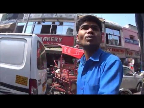Индия VLOG 7. Где дешевле и лучше покупать билеты на поезд в Индии, в Нью Дели